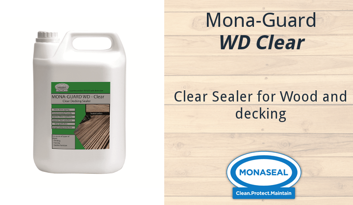 Monaseal Mona-Guard WD Clear