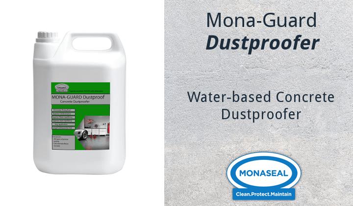 Monaseal Mona-Guard Dustproofer